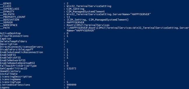 powershell-output-after-upgrading